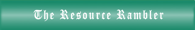 Resource Rambler Logo